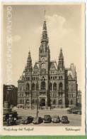 """"""". Reichenberg, Das Rathaus""""  Um 1930 /19430  Verlag: Silesia, Nr. 6419 - Sudeten"""