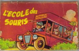 OUVRAGE JUNIOR SYSTEME 4 SCENE TABLEAUX - L'Ecole Des Souris - Libri, Riviste, Fumetti