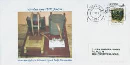 SPAIN, 2012 Old Radios - Wireles (pre-1920) Radios - Acme Murdock 1/4 Kilowatt Radio Transmitter - Telecom - Telecom