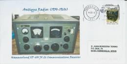 SPAIN, 2012 Antique Radios (1930-1960s) - Hammarlund SP-600 JX 26 Communications Receiver - Telecom - Old Radios - Telecom