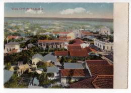 AMERICA PARAGUAY ASUNCION GRAL VIEW OLD POSTCARD - Paraguay