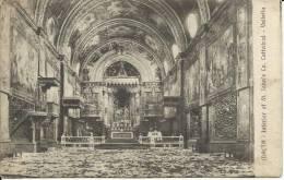 MALTA, INTERIOR OF ST. JOHN'S  CO. CATTEDRAL - VALLETTA. SCAN R/V - Malta