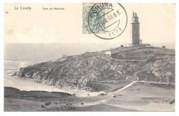 LA  CORUÑA -  Torre De Hercules - La Coruña