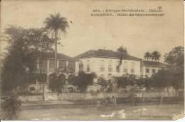 GUINÉE CONAKRY. HOTEL DU GOUVERNEMENT.  SCAN R/V - Guinea Francesa