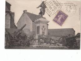 12 LE NAYRAC  Coin Du VILLAGE  MONUMENT Aux  MORTS  CANONS  En  1928 - Frankreich
