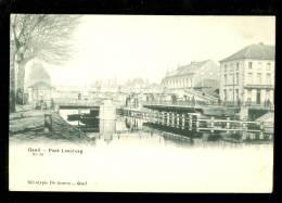 Gand  Gent  Pont Lousberg  - De Graeve N° 36 - Gent