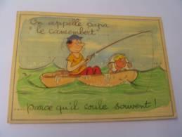 EL- PAPA LE CAMEMBERT..PARCE QU'IL COULE SOUVENT.. - Humour