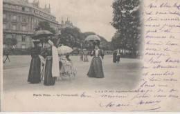PARIS VECU ( La Promenade ) - France