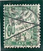 - A. 1893 / 1935 - Oblitéré - Y.T. N° 38 - - Postage Due