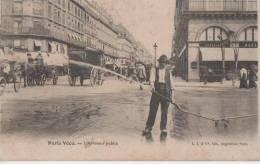 PARIS VECU ( L'arroseur Public ) - France