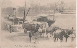 PARIS VECU ( Paris Port De Mer ) - France