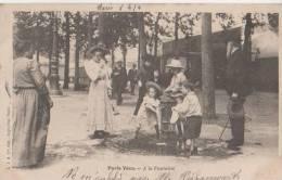 PARIS VECU ( A La Fontaine ) - France