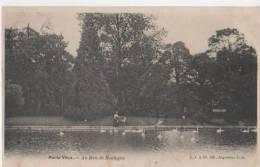PARIS VECU ( Au Bois De Boulogne ) - France