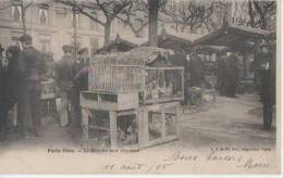 PARIS VECU ( Le Marche Aux Oiseaux ) - France