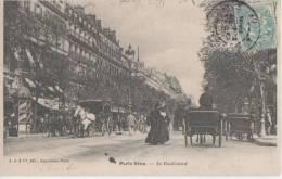 PARIS VECU ( Le Boulevard ) - France