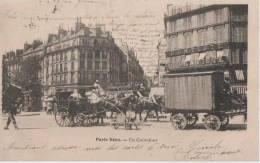 PARIS VECU ( Un Carrefour ) - France