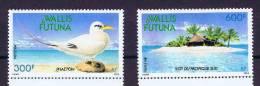 Wallis Et Futana  Maury 412-412 Avec Tab, MNH/**, CV € 25,5, Bird - Wallis En Futuna