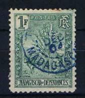 Madagascar: Yv  Nr 75 ,used   Maury Cat Value €   40 - Used Stamps