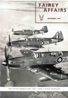 FAIREY AFFAIRS - September 1949 - Avions, Bateaux  FAIREY - (SONACA)          (2891) - Revistas & Periódicos