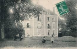 SAINT JEAN DE LA MOTTE - Château De La VIVANTIERE (animation) - Other Municipalities