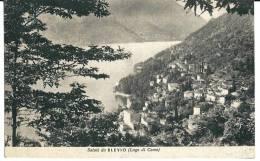SALUTI DA BLEVIO (CO) -  F/P - V: 1956 - Como