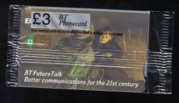 GREAT BRITAIN - SPECIAL EDITION CARD    (  2 POUNDS )  MINT SEALD PHONECARD - RARE - - Unclassified