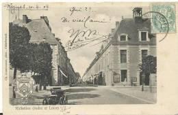 Indre Et Loire : RICHELIEU :  Vue     ( Destinée  A  Chateaurenault ) - Non Classés