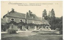 Indre Et Loire :   SAINT   SYMPHORIEN :  Orphelinat  Agricole  De  St  Martin Des  Douets - Non Classés