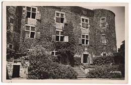 CPSM 07 SAINT PRIEST - Chateau D Entrevaux - France