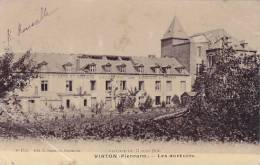 Virton (Pierrard) - Les Dortoirs (cyclone Du 17 Juin 1904) - Virton