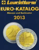 EURO Katalog Deutschland 2013 Für Münzen Numisblätter Numis-Briefe Neu 10€ Mit €-Banknoten Coins Catalogue Of EUROPA - Creative Hobbies