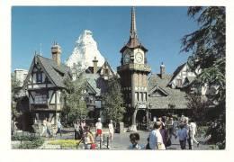 Cp, Disney, Disneyland, A Land Where Dreams Come True, Voyagée 1991 - Disneyland