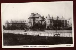 Cpa Angleterre  Macclesfield General Infirmary     BHU28 - Angleterre