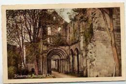 PAULINZELLA Klosterruine Rottenbach  AK Um 1920 - Allemagne