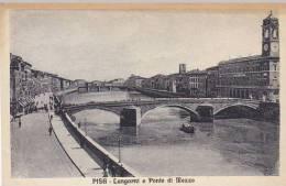 Italy Pisa Lugarni e Ponte di Mezzo