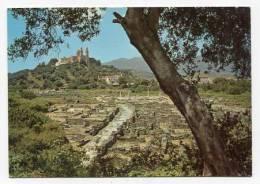 ALGERIA - AK140512 Annaba - Ruines D'Hippone Et Basilique St-Augustin - Annaba (Bône)