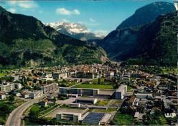 CPM N°1501 - CLUSES VILLE 74 Haute Savoie  - 1971  Vue Générale Aérienne - Cluses