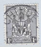 British Central Africa  21  (o) - Nyasaland (1907-1953)