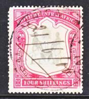British Central Africa  53  Revenue Cd.   (o) - Nyasaland (1907-1953)