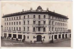 Argentina Villa Maria FCCA Railway Co. Palace Hotel Real Photo Ca1920 Vintage Original Postcard Cpa Ak (W3_876) - Hoteles & Restaurantes