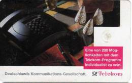 Telefonkarte 12 DM Telekom Deutsche Bundespost - Germany