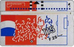 Pays-Bas : PTT Telecom Is Officieel Sponsor Van De Football KNVB - Sport