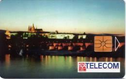 République Tchèque : SPT Telecom 50 Unités : Prague - Tchéquie