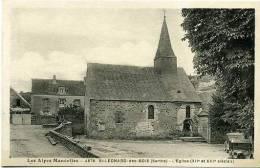 72 ST LEONARD DES BOIS ++ L'Eglise (XIIe Et XIIIe Siècles) ++ - Saint Leonard Des Bois