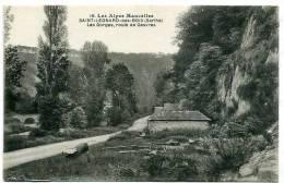 72 ST LEONARD DES BOIS ++ Les Gorges, Route De Gesvres ++ - Saint Leonard Des Bois