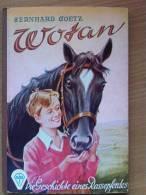 Wotan Die Geschichte Eines Rassepferdes- Bernhard Götz- GjB Verlag Göttingen - Livres Pour Enfants