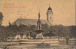Szentes - Ev. Ref. Church  :) - Hungary