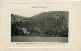 72 ST LEONARD DES BOIS ++ Vue De Narbonne (versant Sud) ++ - Saint Leonard Des Bois