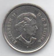 CANADA 25 CENTS 2005 - Canada