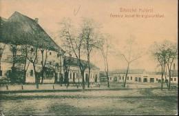 Kula - Ferenc Jozsef Place :) - Romania